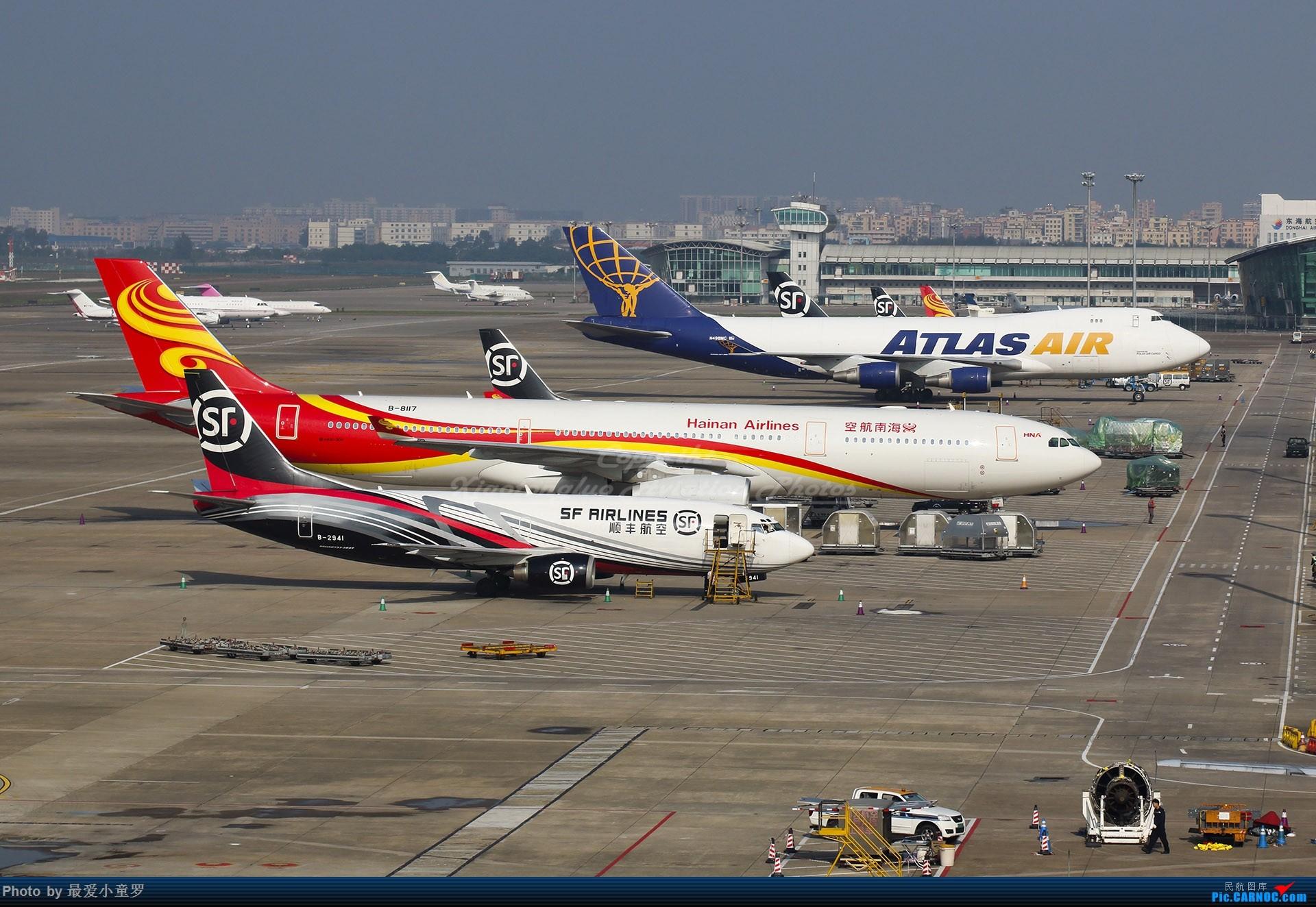 Re:[原创]2013-2018,系列组图纪念拍机5周年    中国深圳宝安国际机场