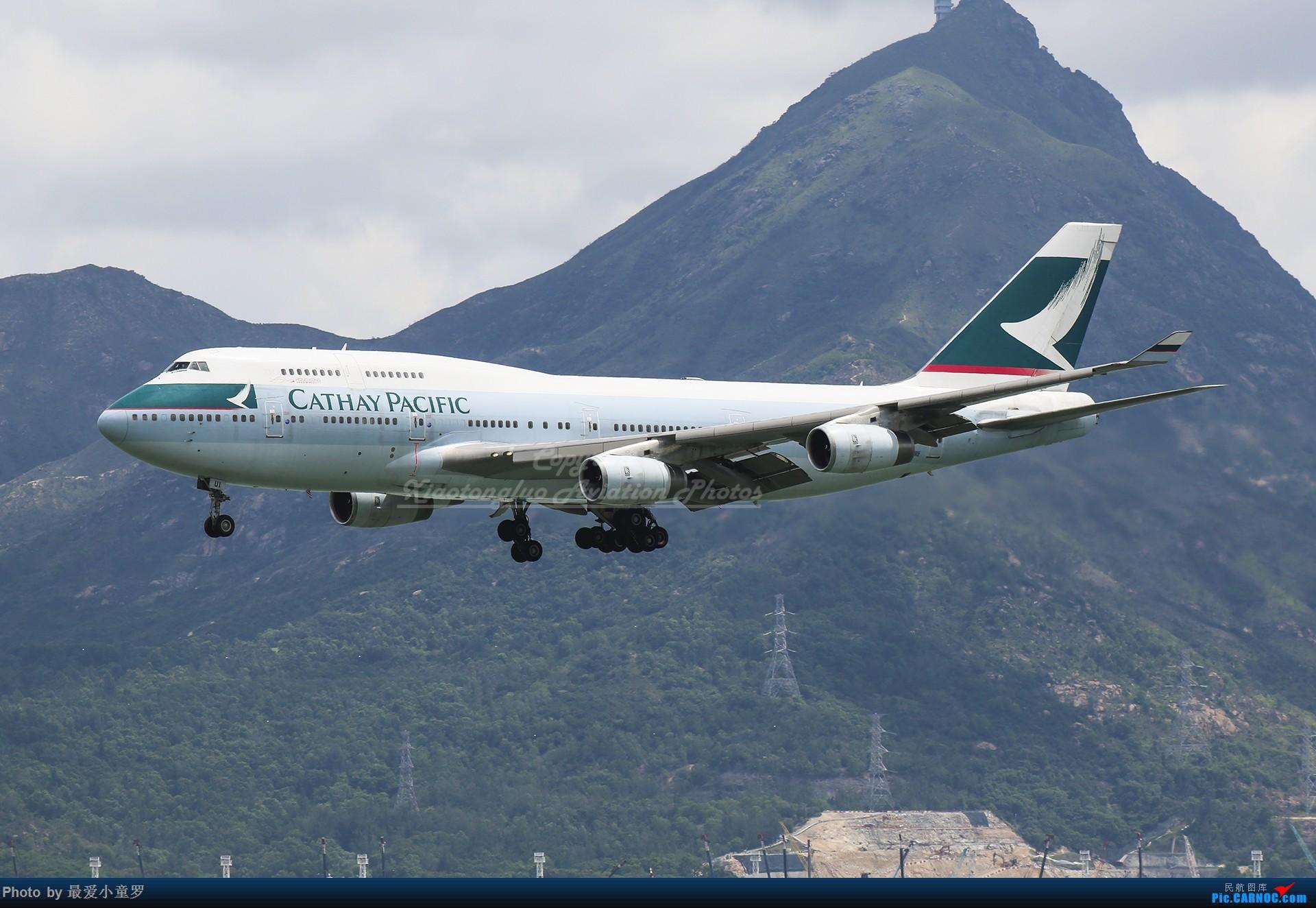 Re:[原创]2013-2018,系列组图纪念拍机5周年 BOEING 747-400 B-HUI 中国香港国际机场