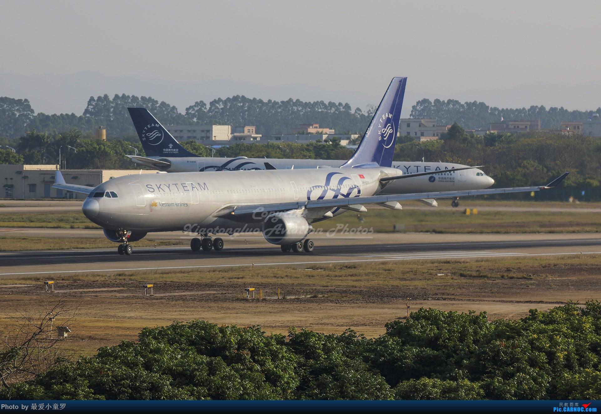 Re:[原创]2013-2018,系列组图纪念拍机5周年 AIRBUS A330-200 VN-A371 中国广州白云国际机场