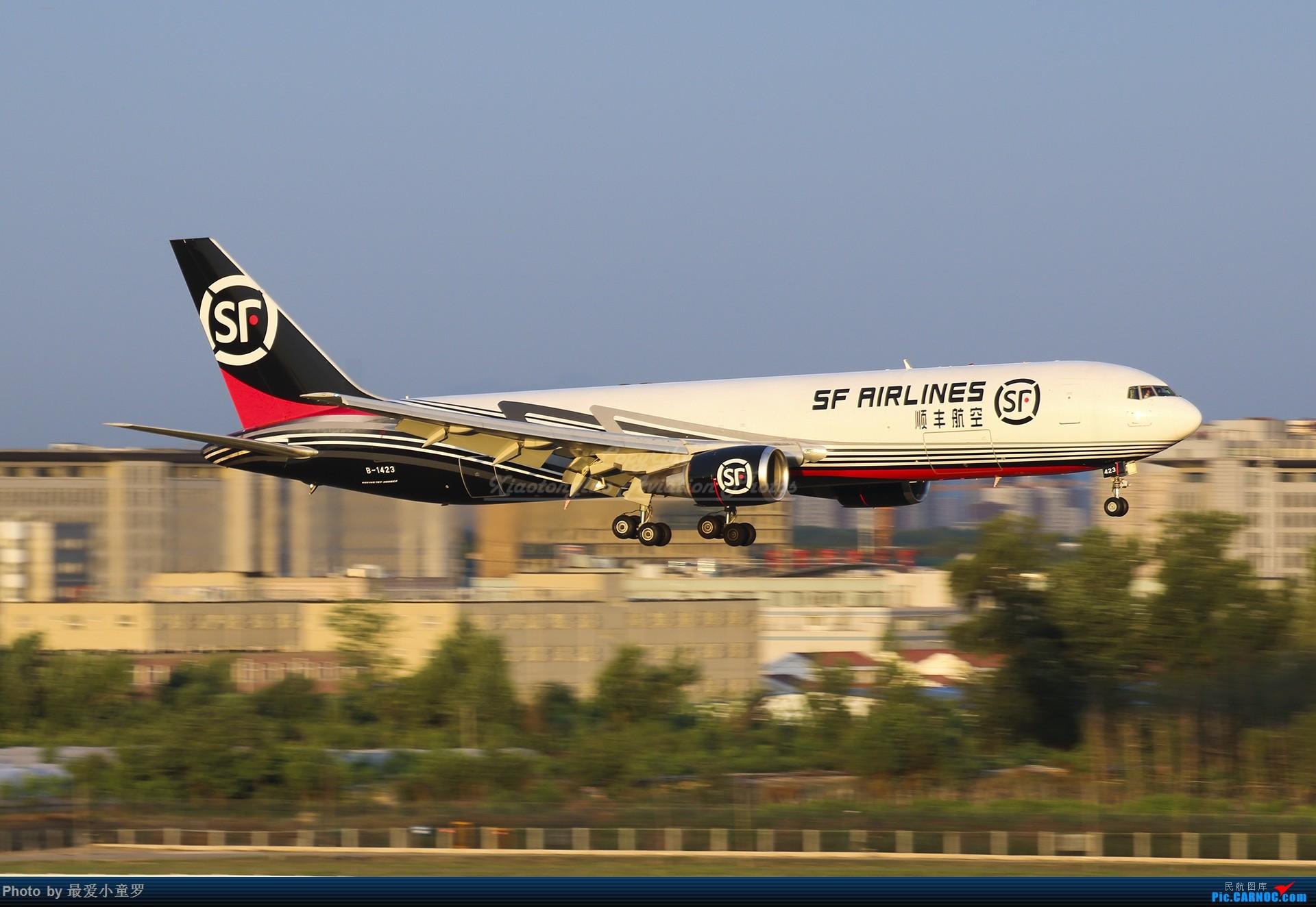 Re:[原创]2013-2018,系列组图纪念拍机5周年 BOEING 767-300ER B-1423 中国北京首都国际机场