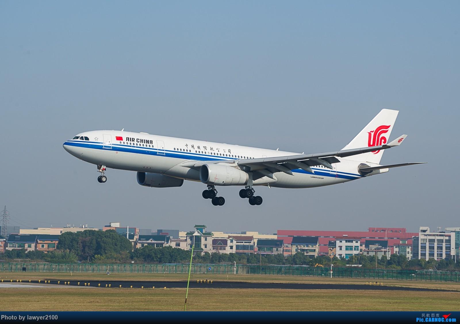 Re:[原创]HGH之库存老图——降落的330 AIRBUS A330-200 B-6117 中国杭州萧山国际机场