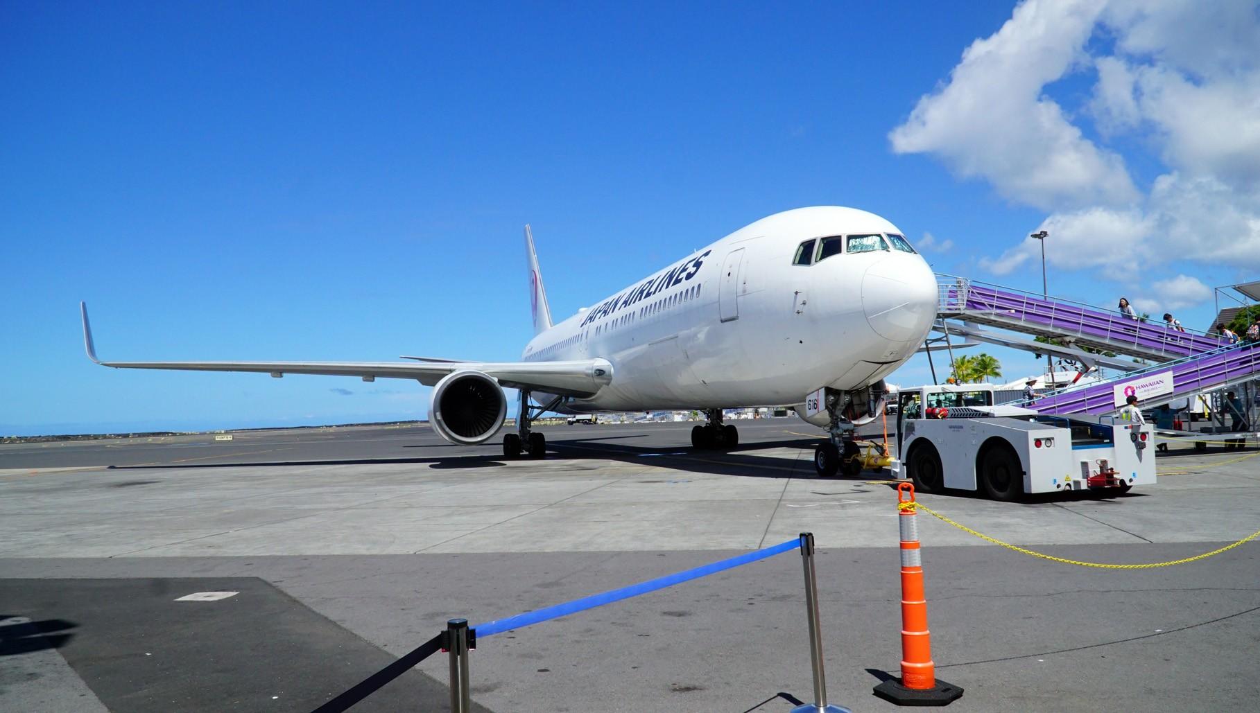[原创]夏威夷大岛深度游,全程体验新晋五星级航空日本航空