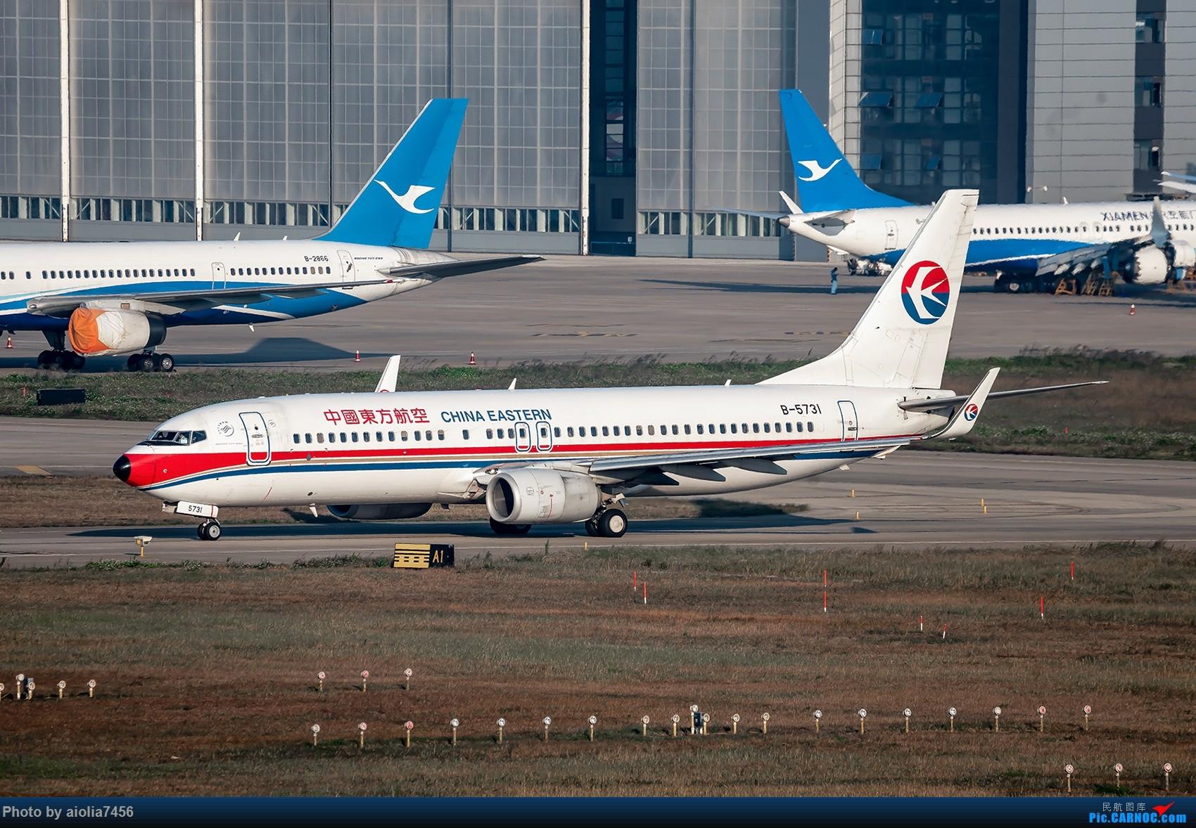 Re:[原创]【福州飞友会】【合肥飞友会】最最难忘的FOC的那一抹蓝 BOEING 737-800 B-5731 中国福州长乐国际机场