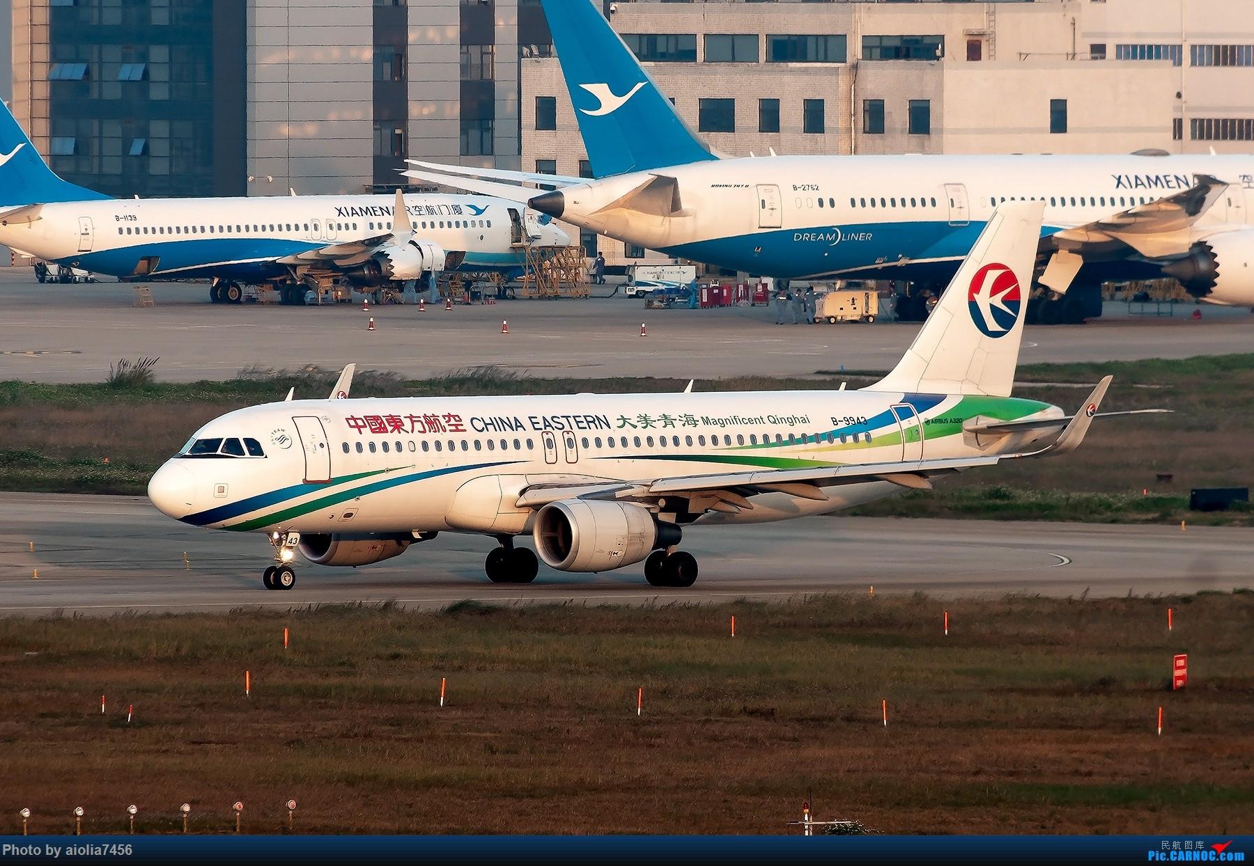 Re:[原创]【福州飞友会】【合肥飞友会】最最难忘的FOC的那一抹蓝 AIRBUS A320-200 B-9943 中国福州长乐国际机场