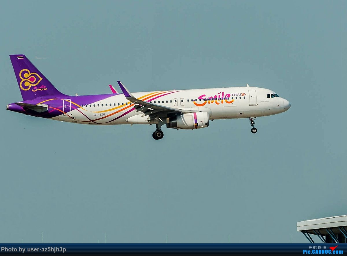 Re:[原创]空客A320系列一组 AIRBUS A320 HS-TXO 香港国际机场