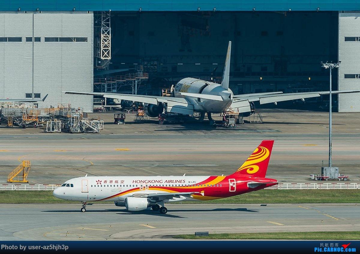 Re:[原创]空客A320系列一组 AIRBUS A320-200 B-LPC 香港国际机场