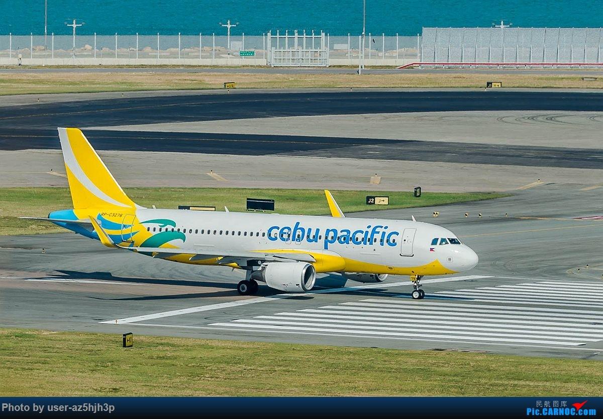 Re:[原创]空客A320系列一组 AIRBUS A320 RP-C3276 香港国际机场