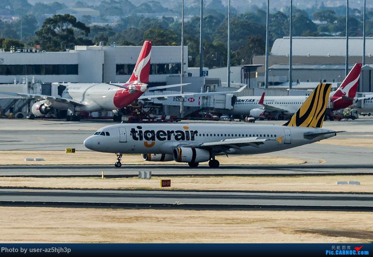 Re:[原创]空客A320系列一组 AIRBUS A320  珀斯国际机场