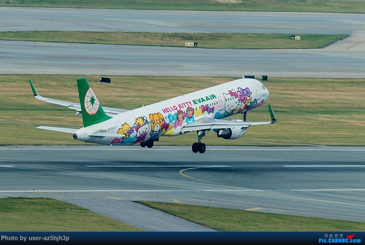 Re:[原创]空客A320系列一组 AIRBUS A321-200 B-16207 香港国际机场