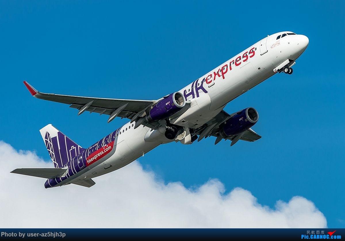 Re:[原创]空客A320系列一组 AIRBUS A321-200 B-LEE 香港国际机场
