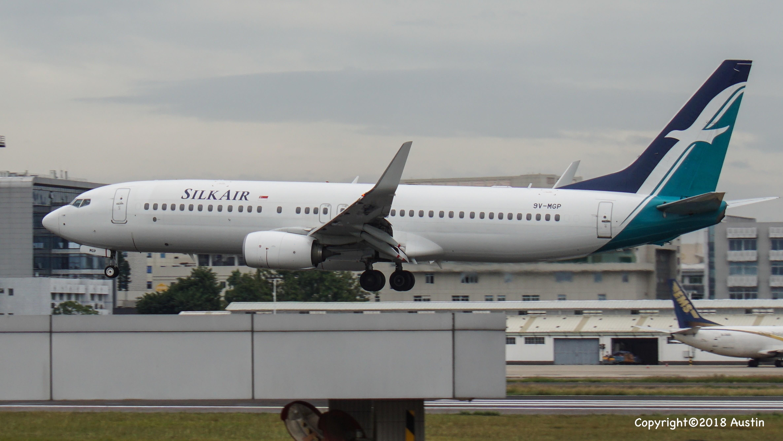 Re:[原创][XMN]接熊猫啦~part 1 BOEING 737-8SA(WL) 9V-MGP 中国厦门高崎国际机场