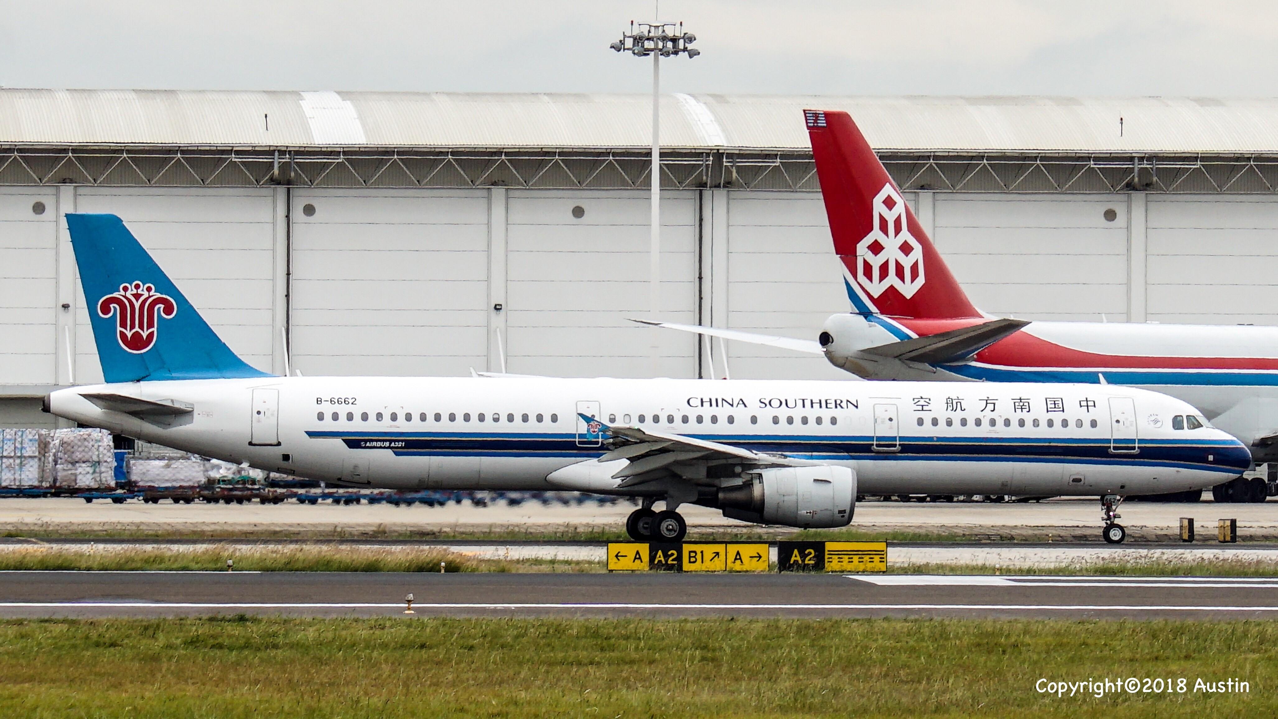 Re:[原创][XMN]接熊猫啦~part 1 AIRBUS A321-211 B-6662 中国厦门高崎国际机场