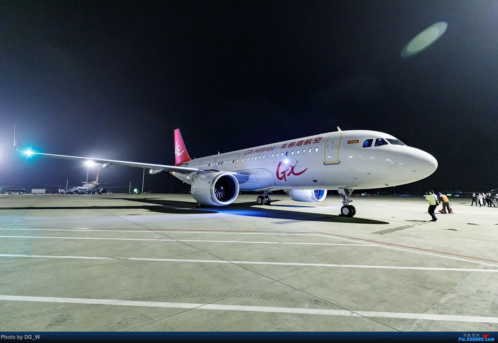Re:[原创]【南宁飞友】迎接北部湾航空首架A320NEO AIRBUS A320NEO B-304X 中国南宁吴圩国际机场