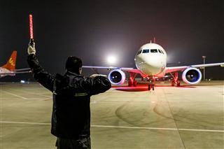 Re:【南宁飞友】迎接北部湾航空首架A320NEO