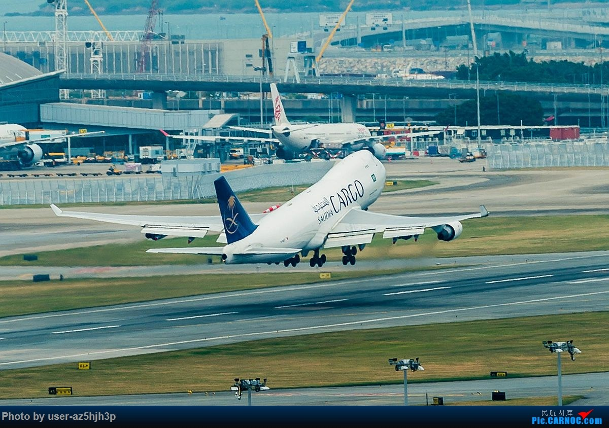 Re:[原创]告别2018 拥抱2019 祝飞友们新年快乐 BOEING 747-400 TC-MCT 香港国际机场