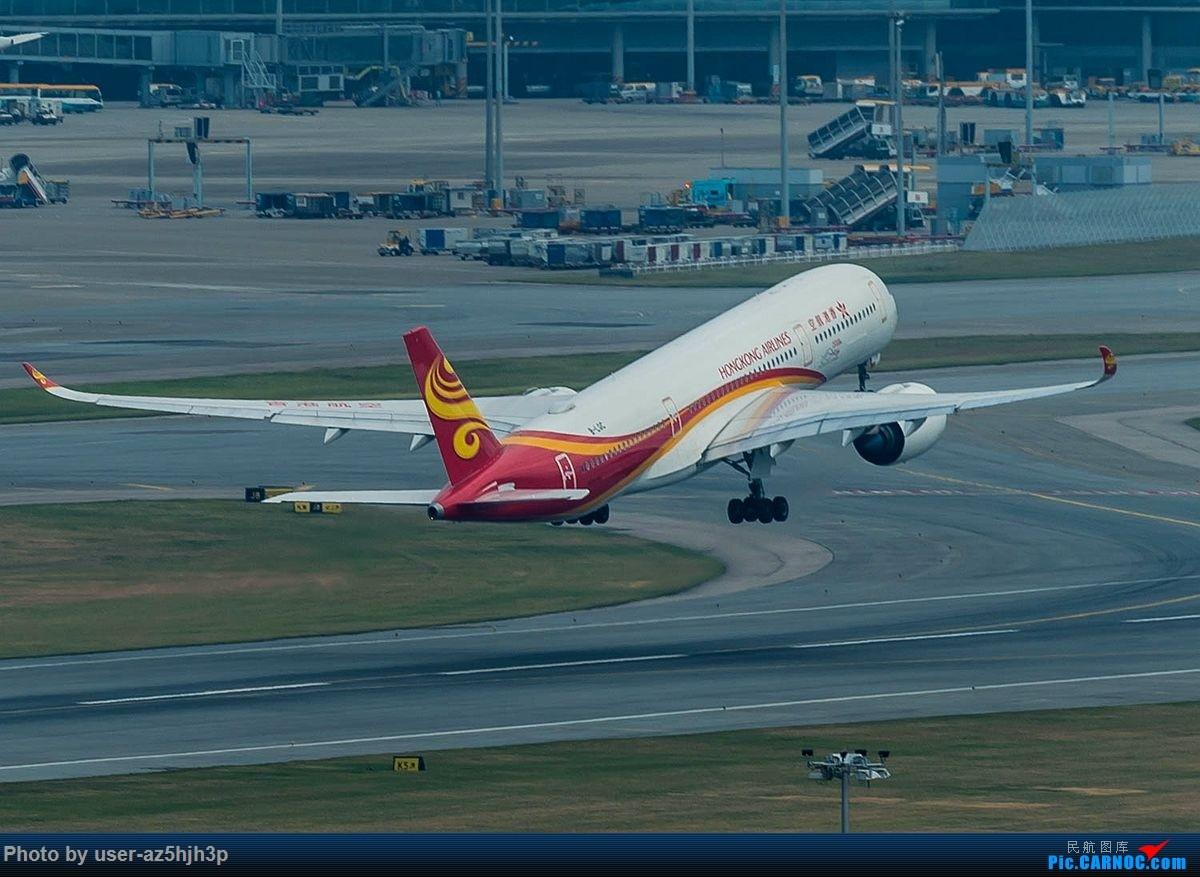 Re:[原创]告别2018 拥抱2019 祝飞友们新年快乐 AIRBUS A350-900 B-LGC 香港国际机场