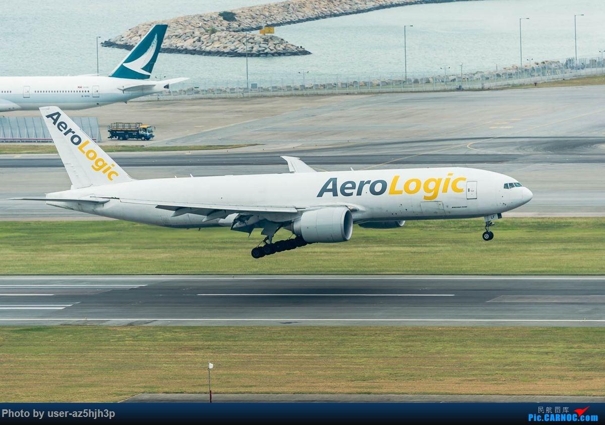 Re:[原创]告别2018 拥抱2019 祝飞友们新年快乐 BOEING 777F D-AALA 香港国际机场