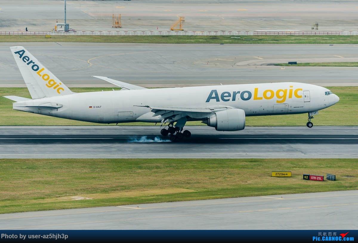 Re:[原创]告别2018 拥抱2019 祝飞友们新年快乐 BOEING 777F D-AALF 香港国际机场