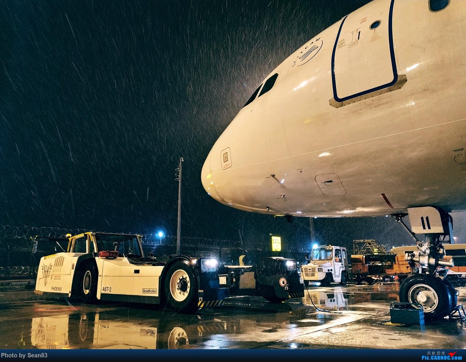 [原创]元旦快乐,漫漫冬季民航人辛苦了 AIRBUS A320