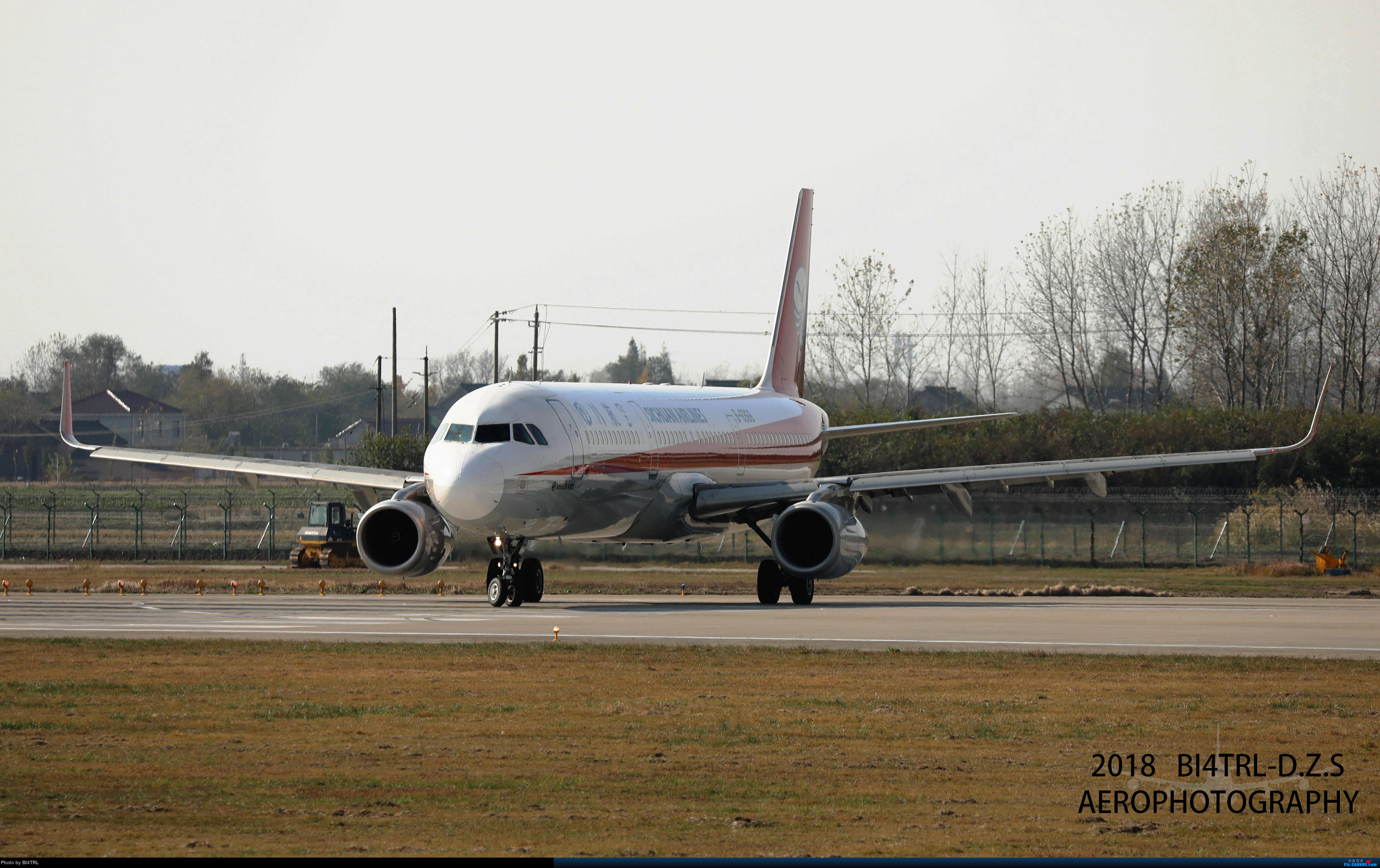 Re:[原创]妹子航B-6968_A321 AIRBUS A321-200 B-6968 中国扬州泰州机场