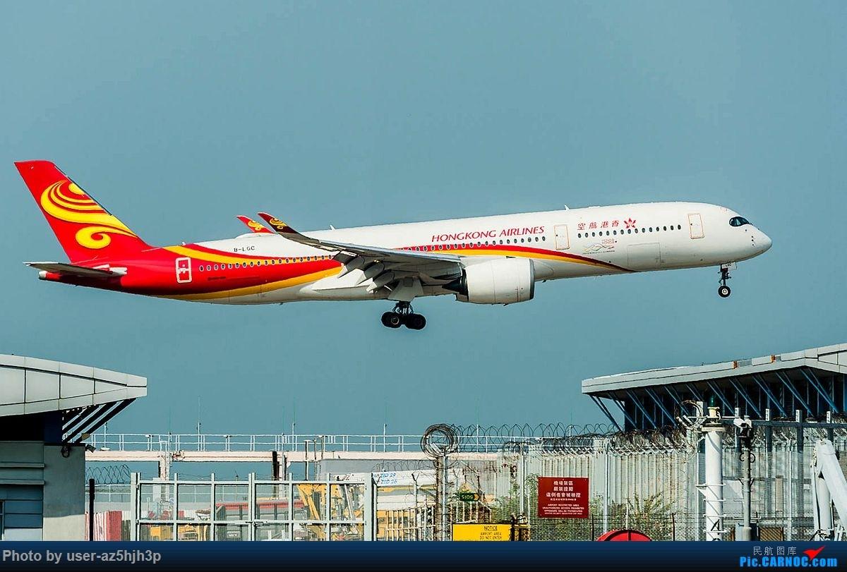 Re:[原创]2018香港飞机维修区最后一拍 AIRBUS A350-900 B-LGC 香港国际机场