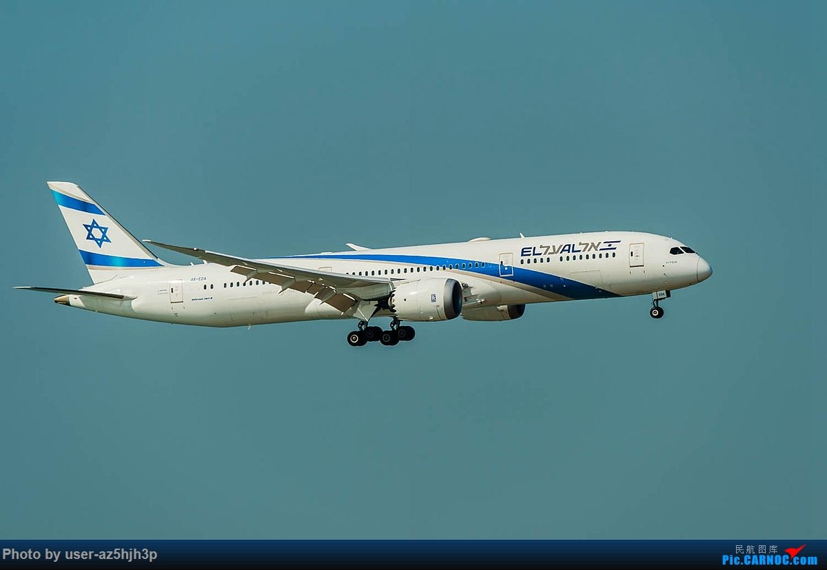 Re:2018香港飞机维修区最后一拍 BOEING 787-9 4X-EDA 香港国际机场