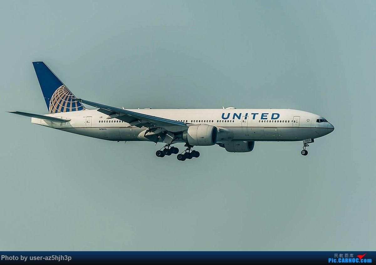 Re:[原创]2018香港飞机维修区最后一拍 BOEING 777-200 N78013 香港国际机场