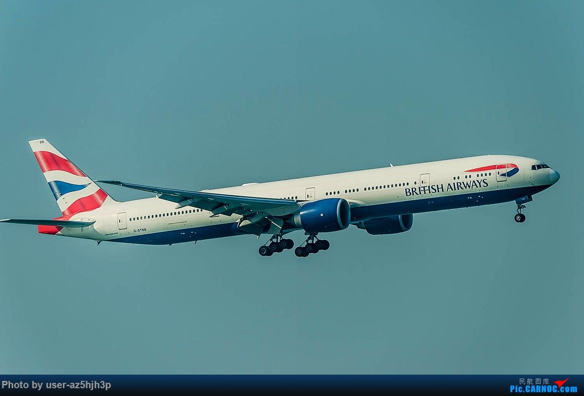Re:[原创]2018香港飞机维修区最后一拍 BOEING 777-300ER G-STBB 香港国际机场