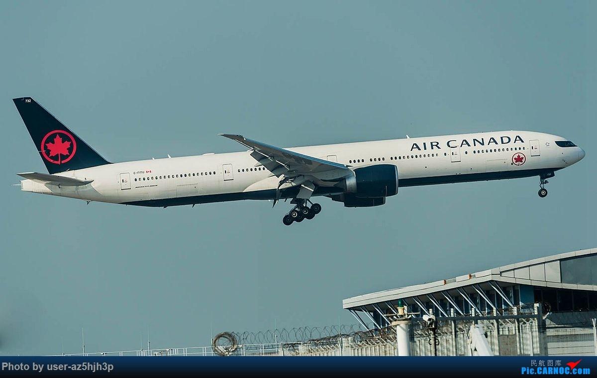Re:2018香港飞机维修区最后一拍 BOEING 777-300ER C-FITU 香港国际机场