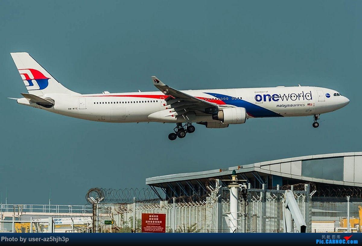 Re:[原创]2018香港飞机维修区最后一拍 AIRBUS A330-300 9M-MTE 香港国际机场