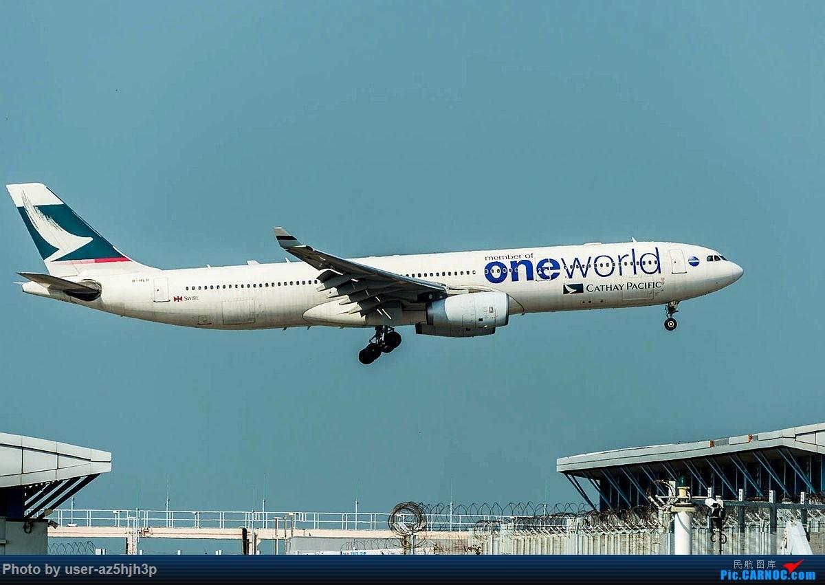 Re:[原创]2018香港飞机维修区最后一拍 AIRBUS A330-300 B-HLU 香港国际机场