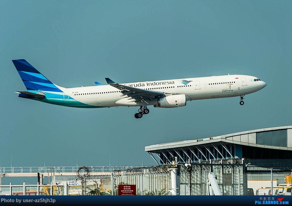 Re:[原创]2018香港飞机维修区最后一拍 AIRBUS A330-300 PK-GPX 香港国际机场