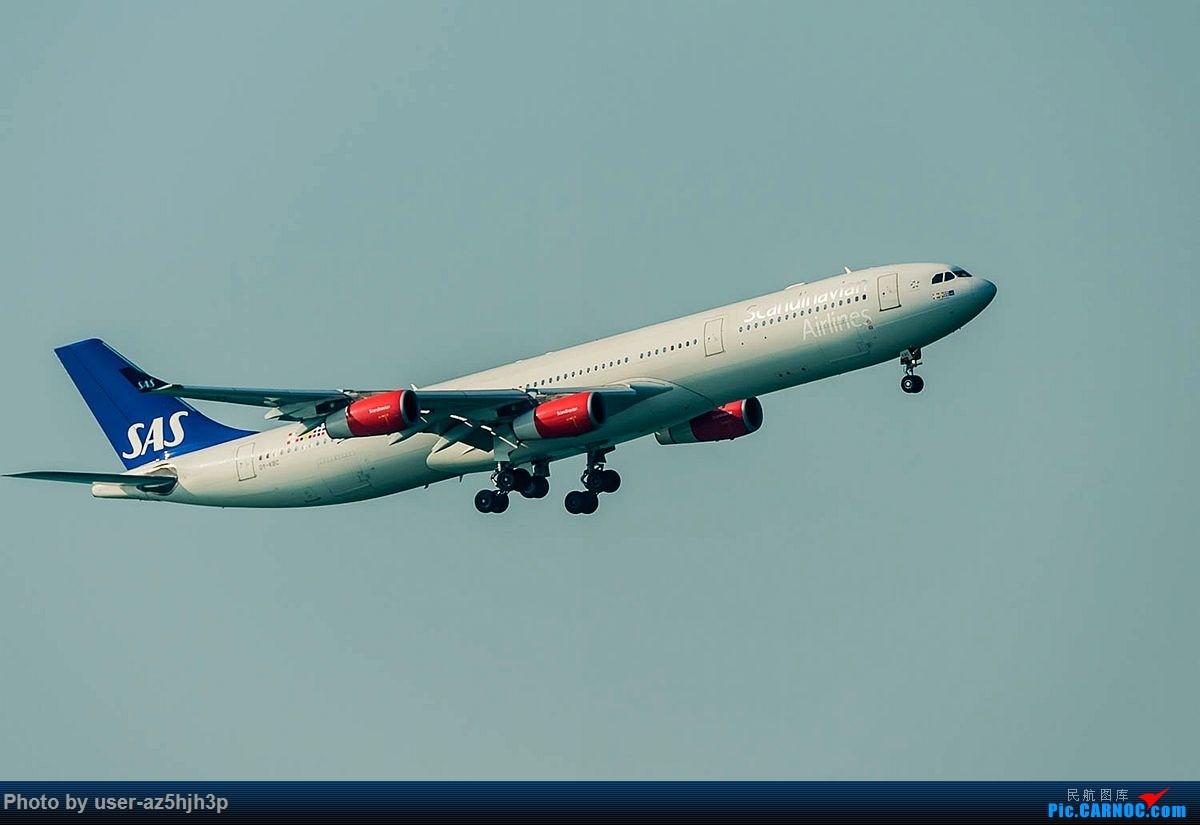 Re:[原创]2018香港飞机维修区最后一拍 AIRBUS A340-313 OY-KBC 香港国际机场