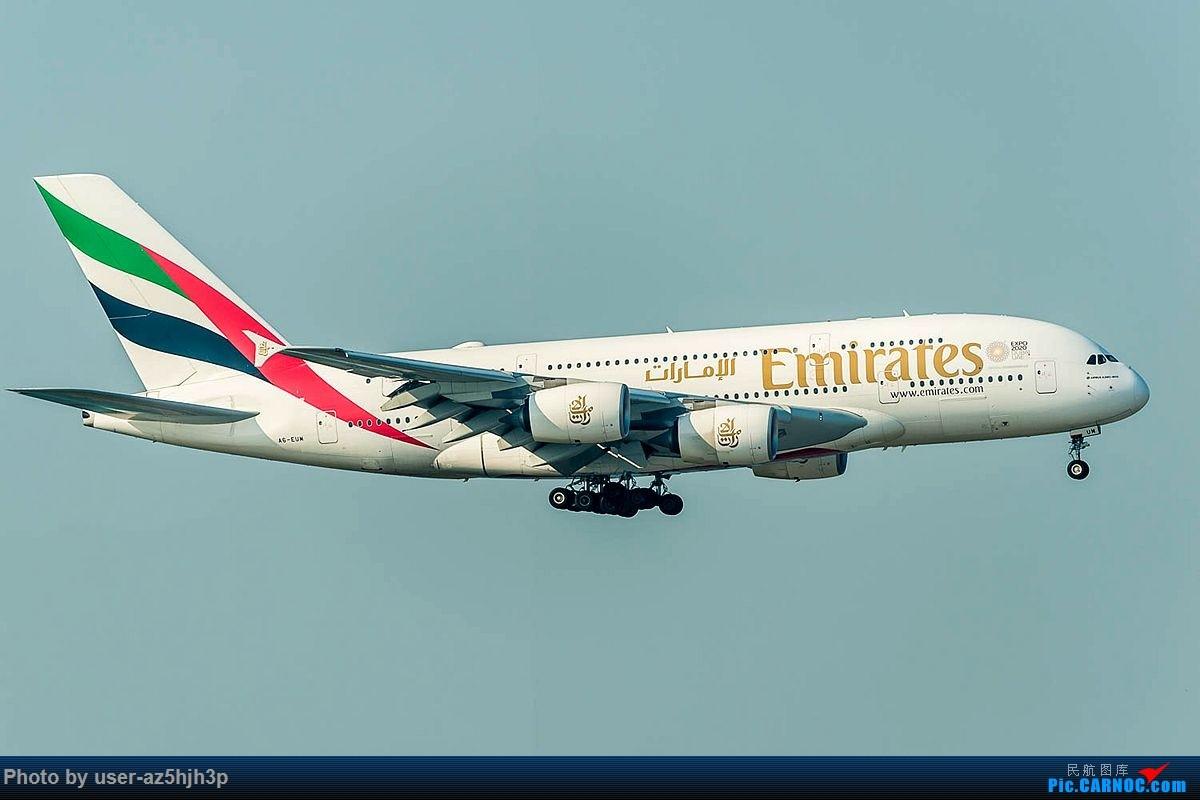Re:[原创]2018香港飞机维修区最后一拍 AIRBUS A380-800 A6-EUM 香港国际机场