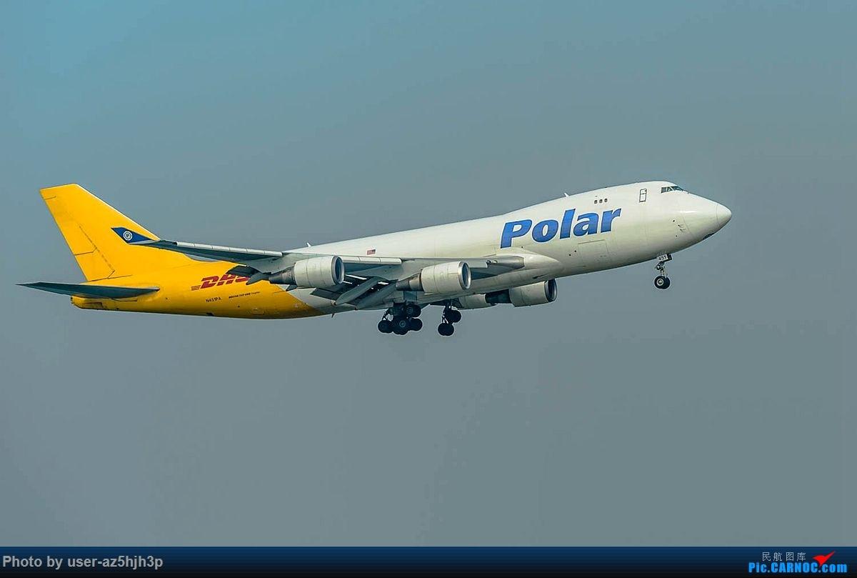 Re:[原创]2018香港飞机维修区最后一拍 BOEING 747-400 N451PA 香港国际机场