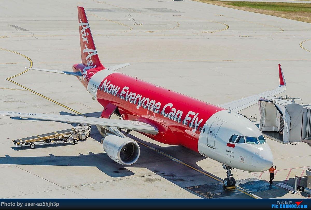 Re:[原创]珀斯国际机场T1航站楼观景台拍机 AIRBUS A320 PK-AZD 珀斯国际机场