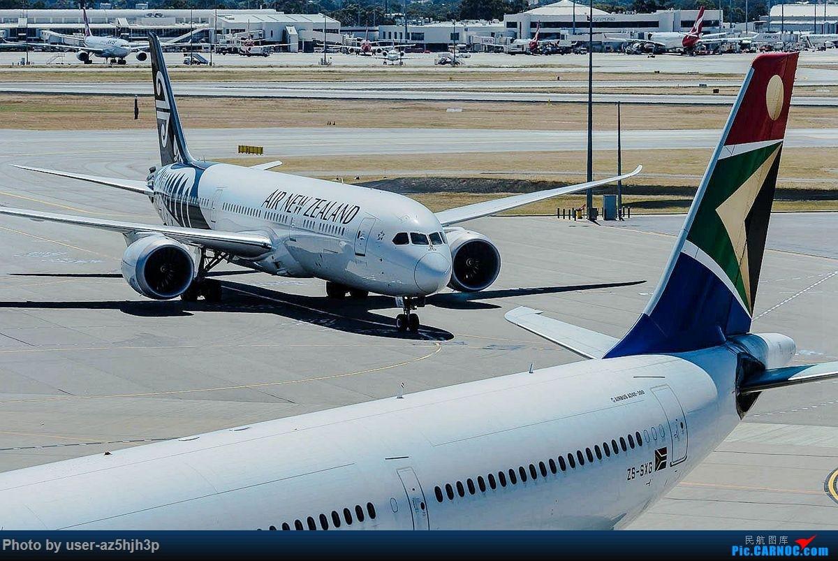 Re:[原创]珀斯国际机场T1航站楼观景台拍机 BOEING 787-9 ZK-NZL 珀斯国际机场