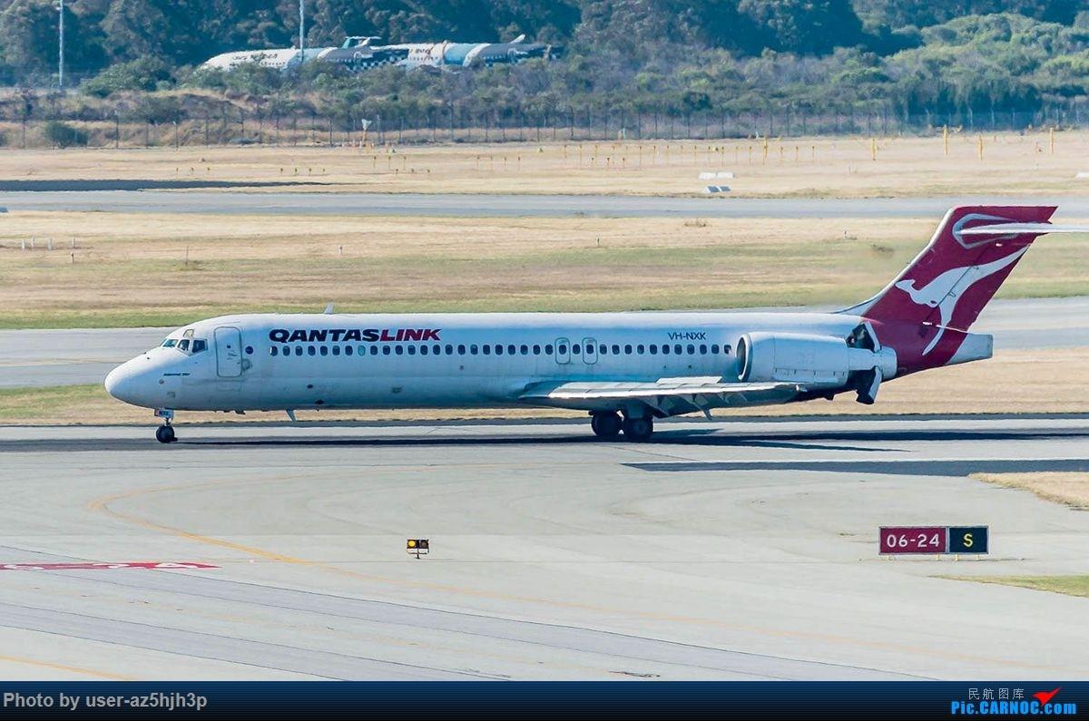 Re:[原创]珀斯国际机场T1航站楼观景台拍机 BOEING 717-200 VH-NXK 珀斯国际机场