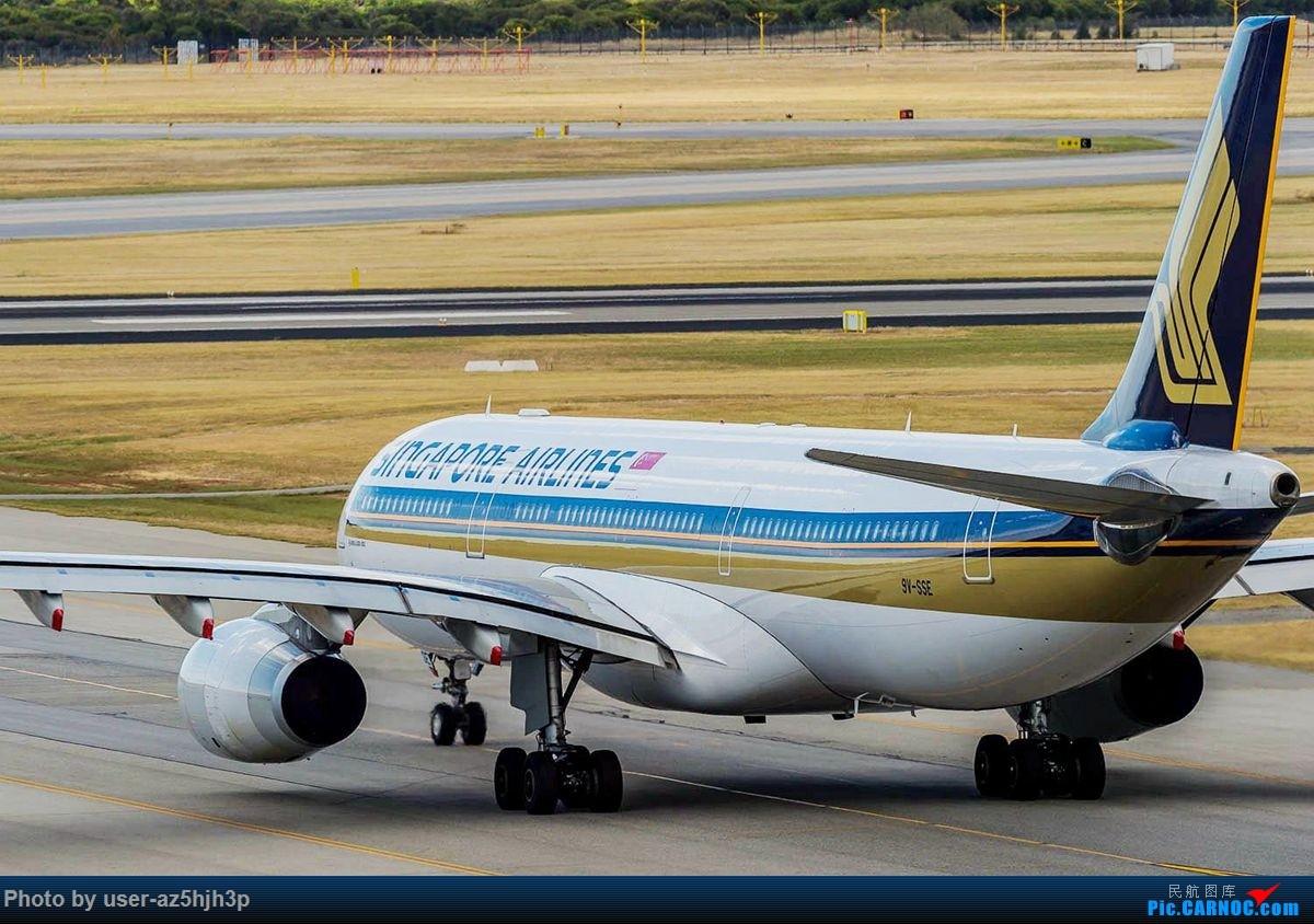 Re:[原创]珀斯国际机场T1航站楼观景台拍机 AIRBUS A330-300 9V-SSE 珀斯国际机场