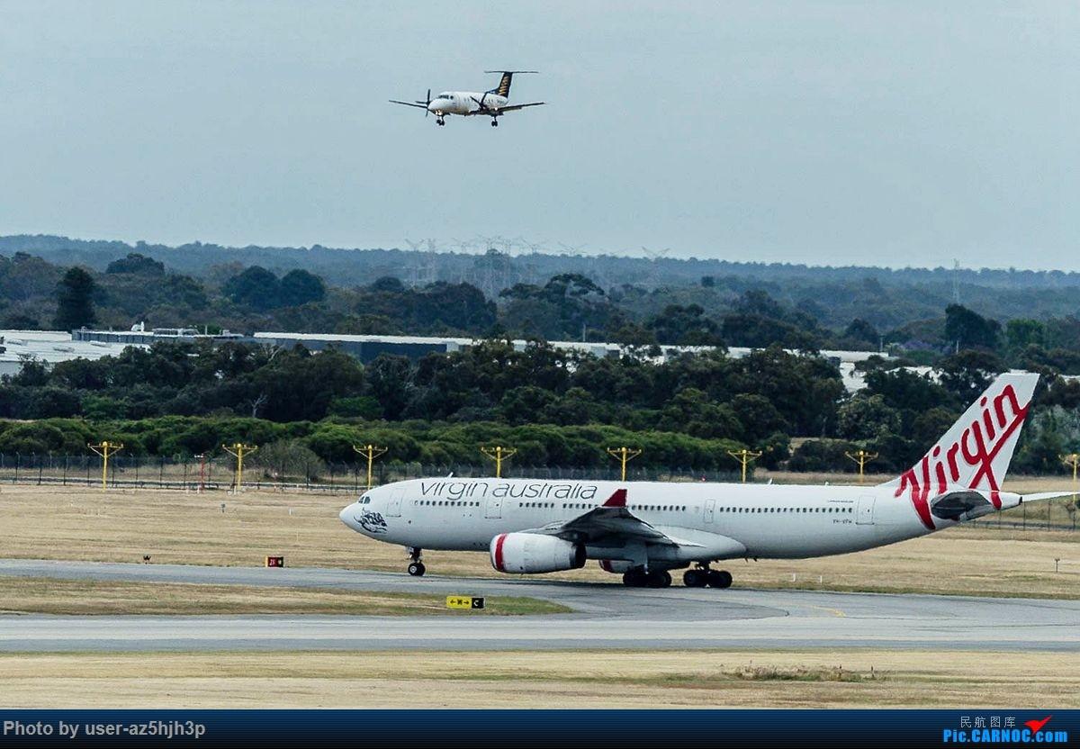 Re:[原创]珀斯国际机场T1航站楼观景台拍机 AIRBUS A330-200 VH-XFH 珀斯国际机场