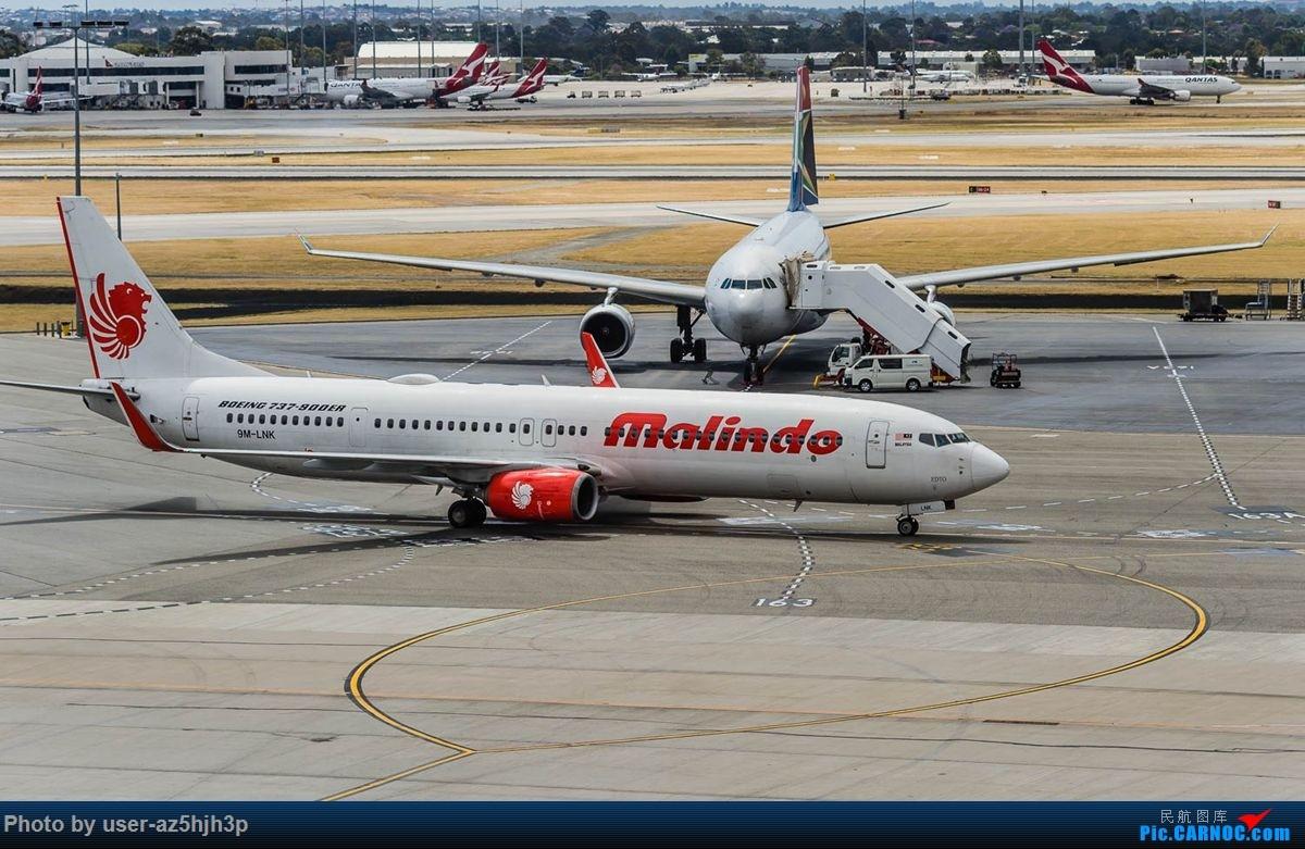 Re:[原创]珀斯国际机场T1航站楼观景台拍机 BOEING 737-900 9M-LNK 珀斯国际机场