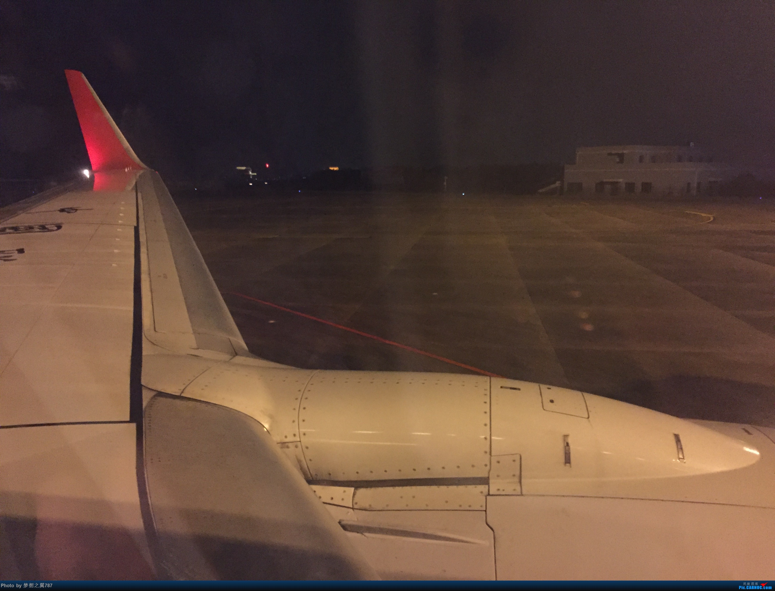 Re:[原创]中国联合航空 佛山-连城 往返 BOEING 737-700 B-5223 中国福建龙岩冠豸山机场