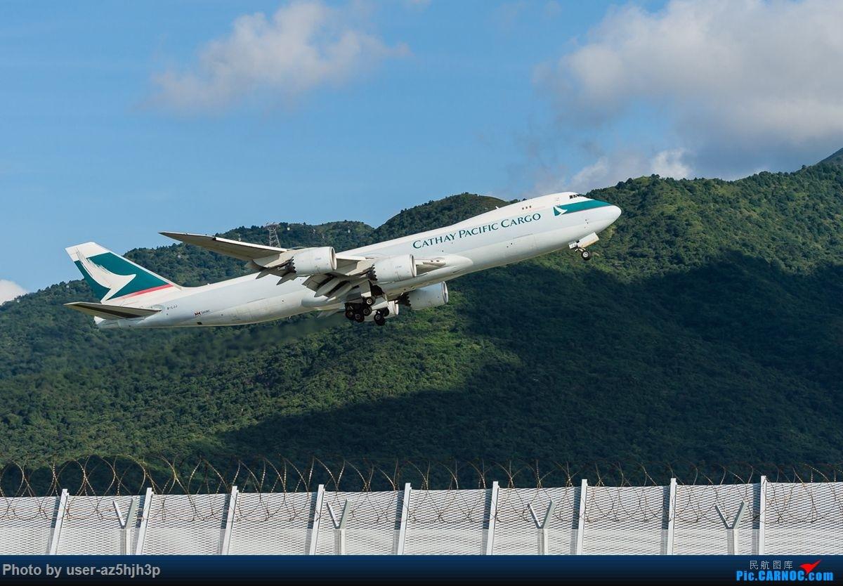 Re:杂片一组 BOEING 747-8I B-LJJ 香港国际机场
