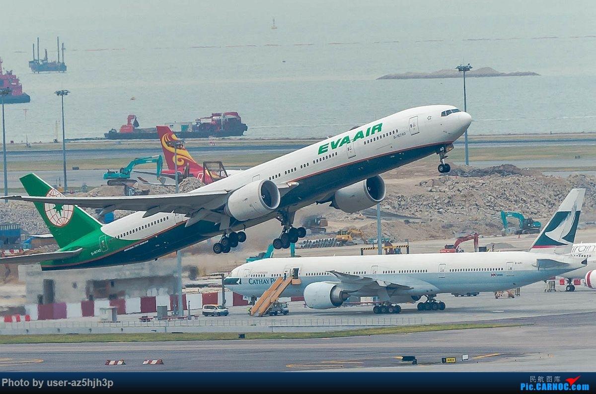 Re:杂片一组 BOEING 777-300ER B-16740 香港国际机场