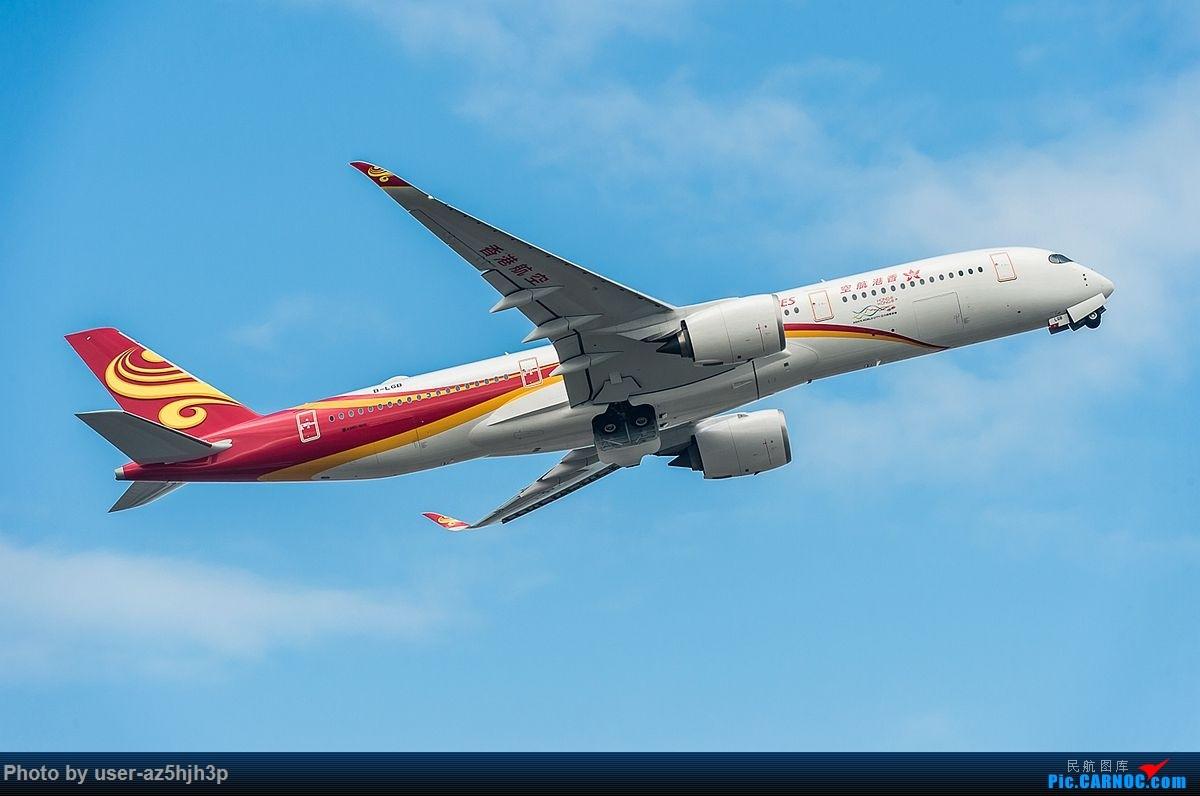 Re:杂片一组 AIRBUS A350-900 B-LGD 香港国际机场