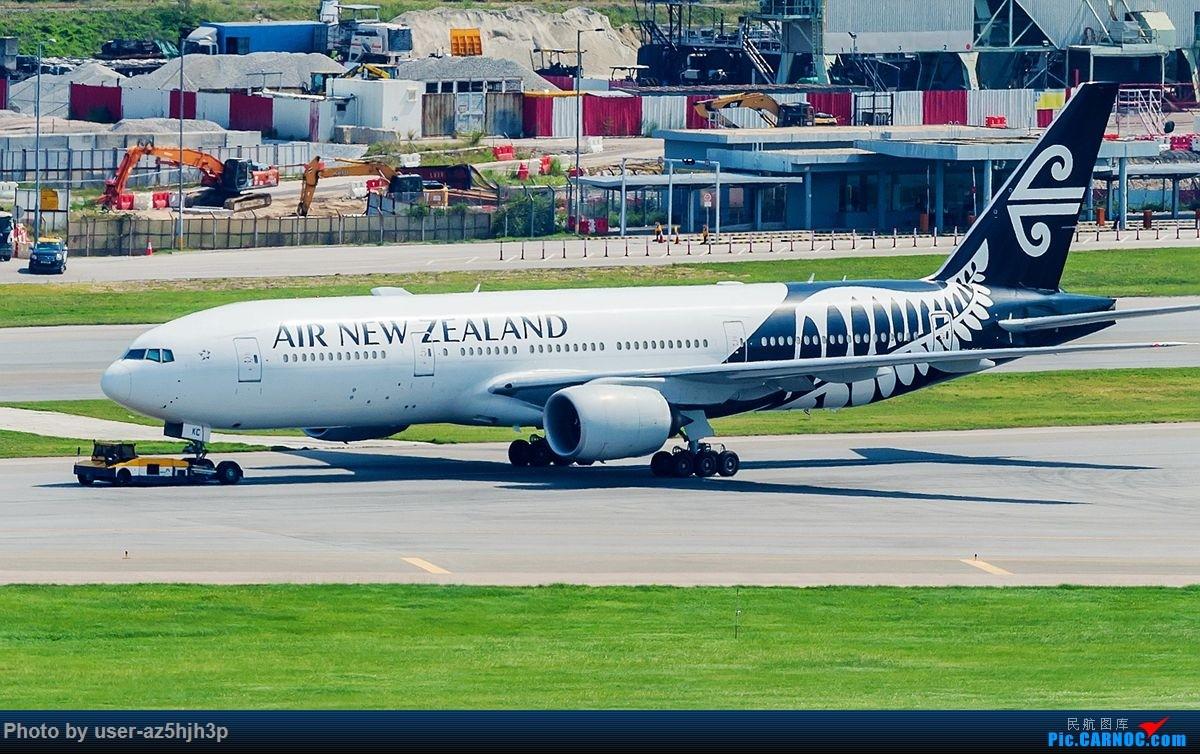 Re:杂片一组 BOEING 777-200  香港国际机场