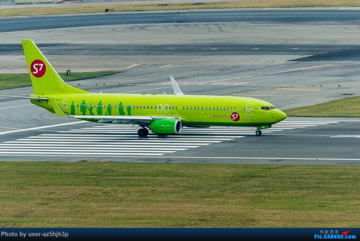 Re:杂片一组 BOEING 737-800 VQ-BVL 香港国际机场