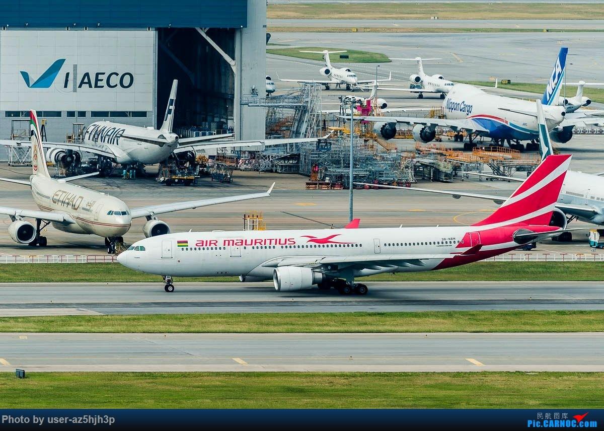 Re:杂片一组 AIRBUS A330-200 3B-NBM 香港国际机场