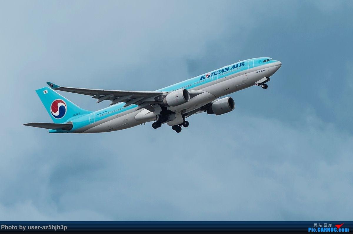 Re:杂片一组 AIRBUS A330-200 HL8211 香港国际机场