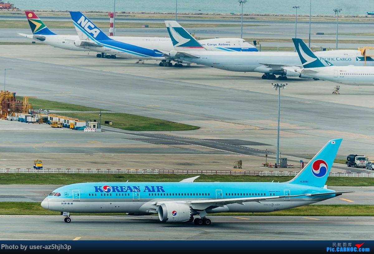Re:杂片一组 BOEING 787-8 HL8040 国际机场